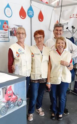 Association des donneurs de sang de Moyeuvre Petite