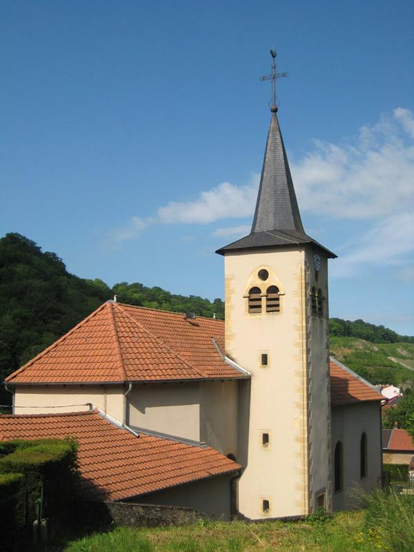 L'église Saint-Pierre-aux-Liens