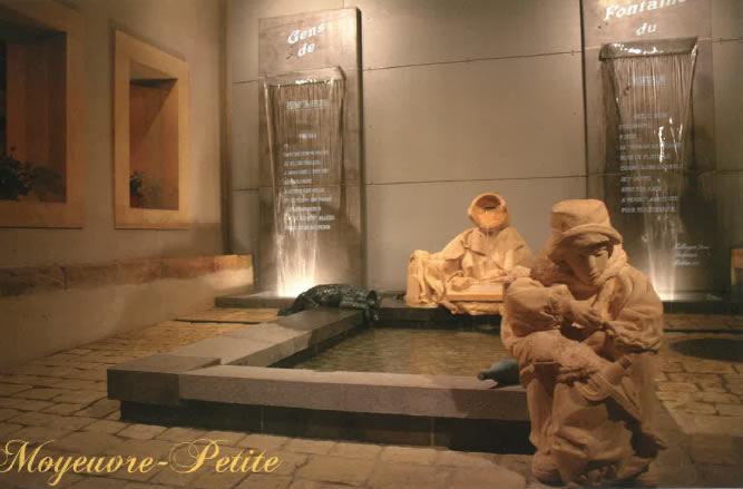 Le lavoir de la fontaine du Renard