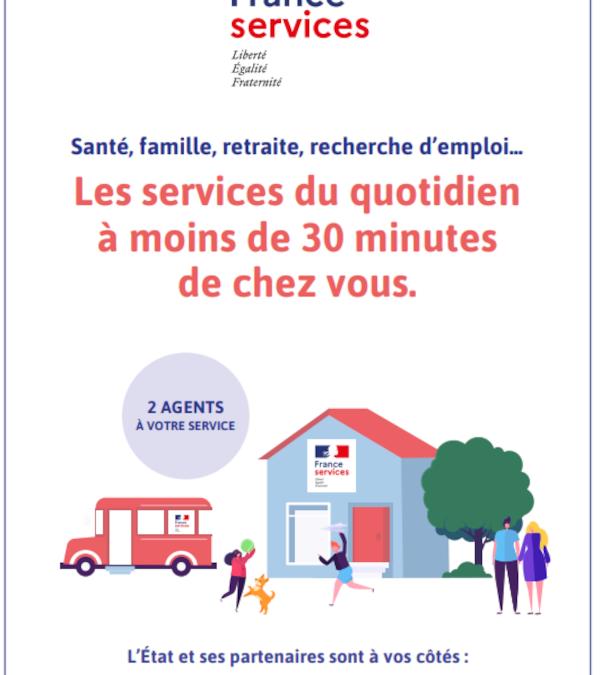Ouverture France Services
